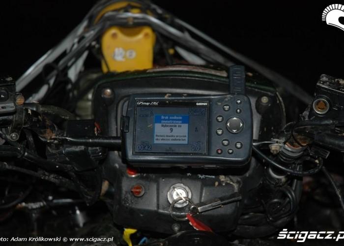 GPS na quadzie III runda Przeprawowego Pucharu ATV Polska III runda PPP ATV Polska