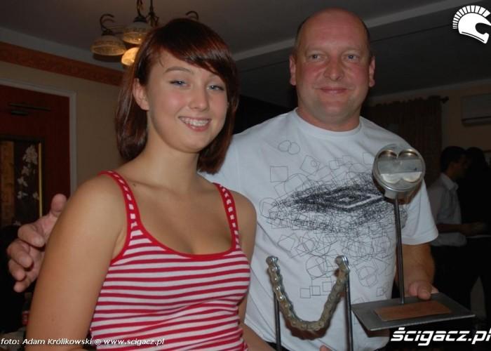 Michalina i Tomasz Rybak III runda PPP ATV Polska