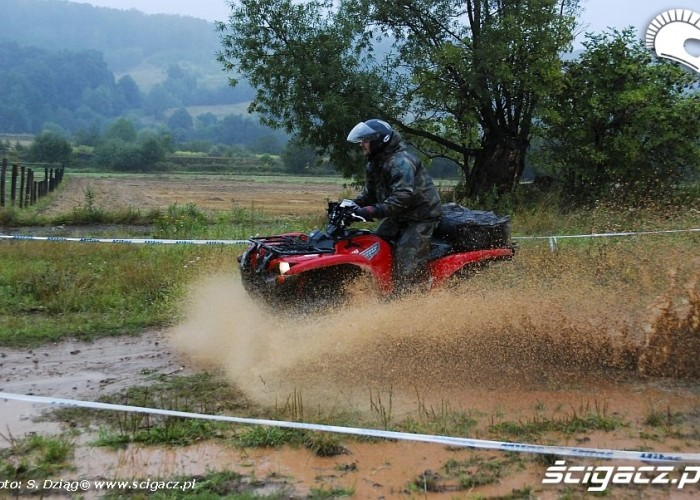 woda yamaha grizzly
