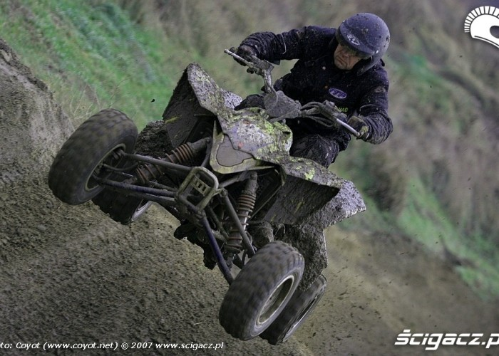 Suzuki LTR450 QuadRacer Mr Quad