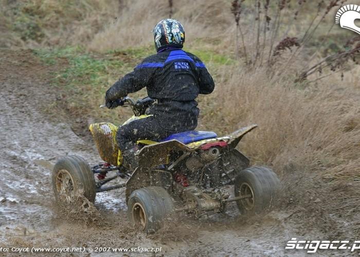 Suzuki QuadRacer Grochowski