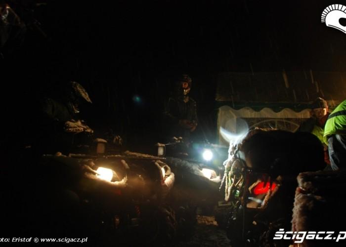11 Yamaha Cup noc wyjazd