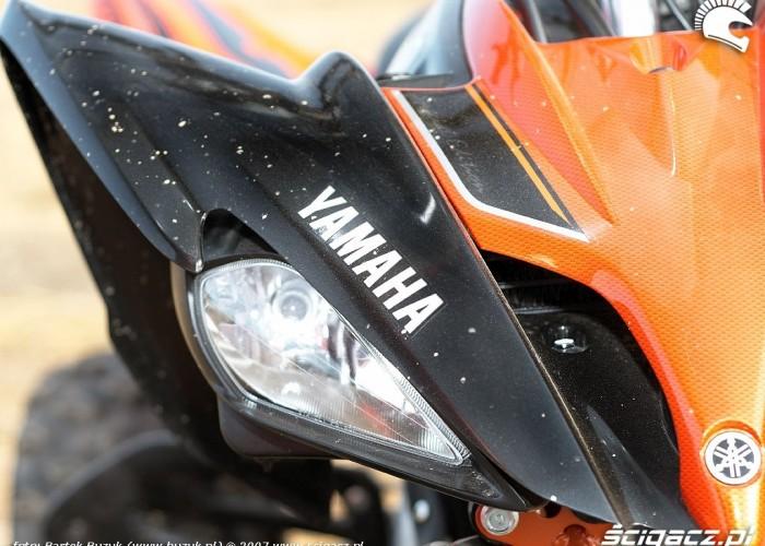 yamaha yfm250r reflektor