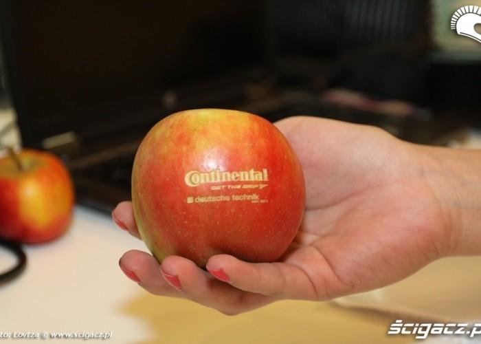 Continental jablko