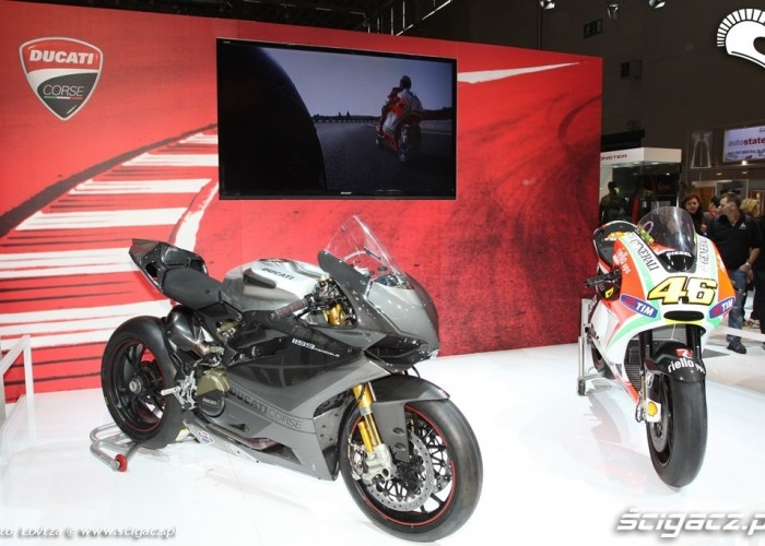Ducati Panigale RS