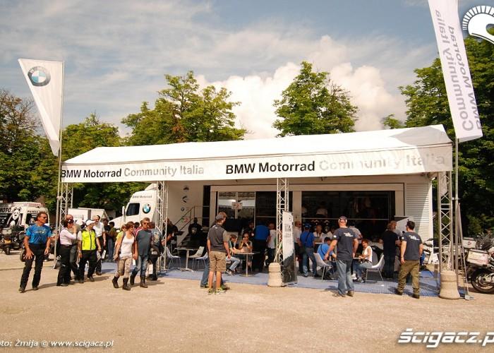 BMW Italia Motorrad Days