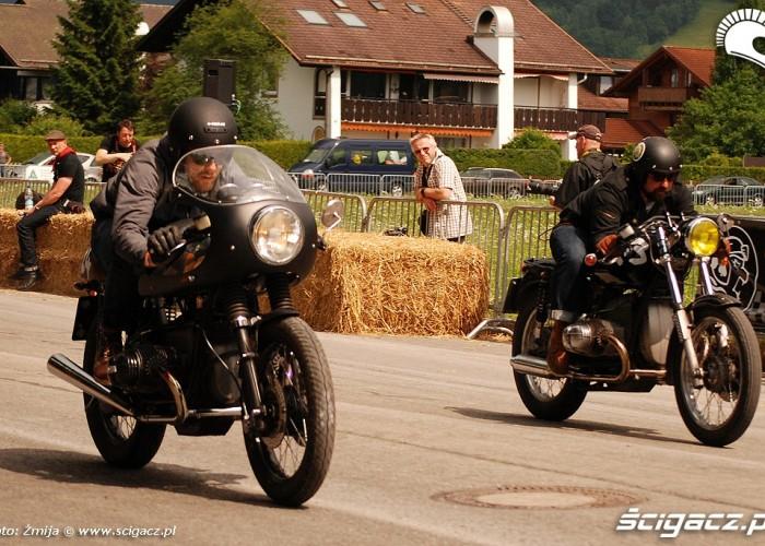 BMW Motorrad wyscigi w Garmisch