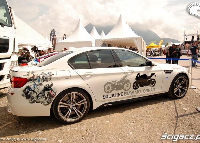 BMW seria M malowanie BMW Motorrad
