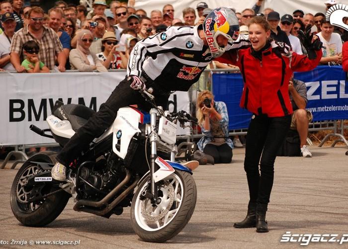 Chris Pfeiffer show Motorrad Days