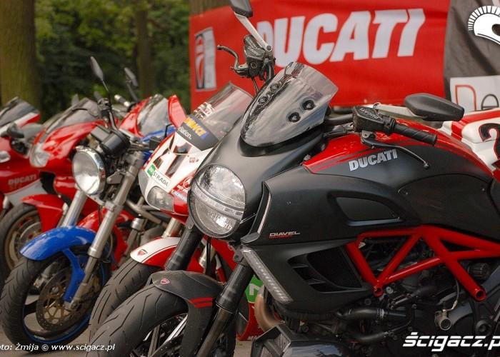 Diavel Ducati zlot