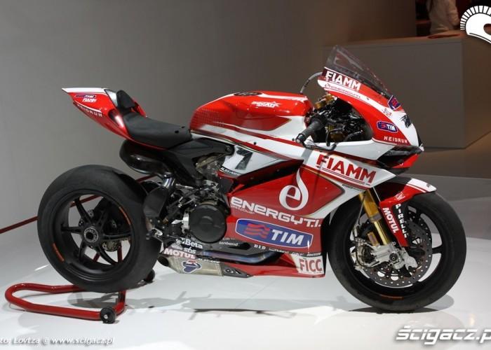 1199 Panigale Superbike EICMA 2013