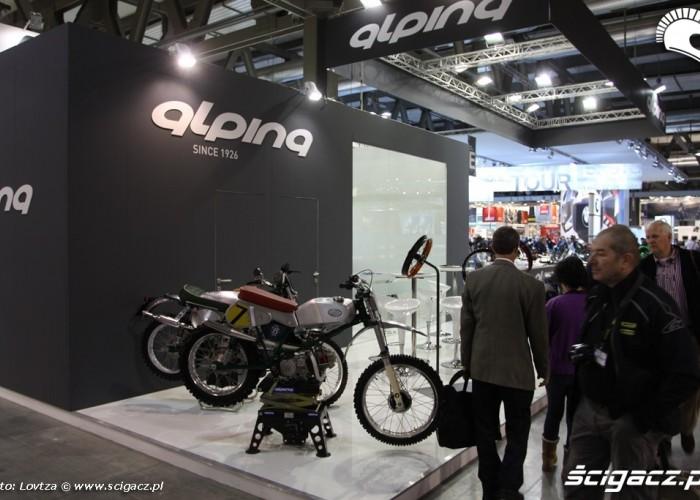 Alpina EICMA 2013