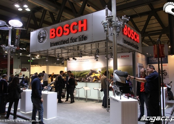 Bosch EICMA 2013