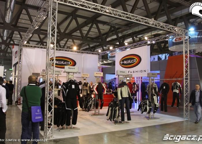 Held targi EICMA 2013