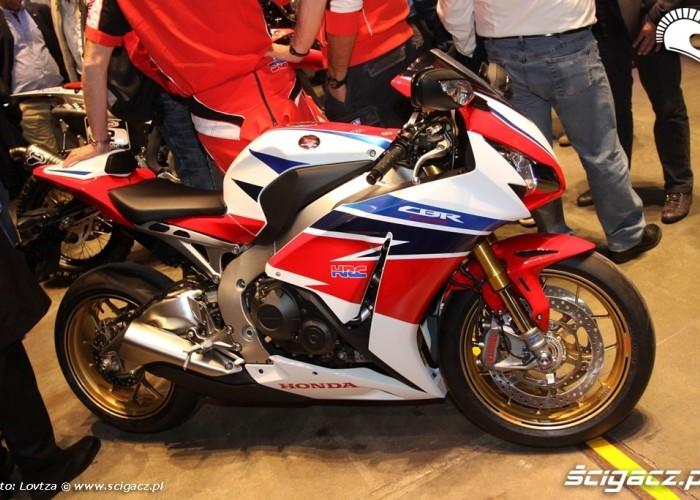 Honda CBR1000 RR SP 2014