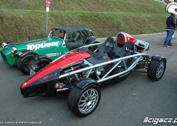 Atom Verva Street Racing