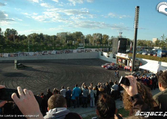 Drift arena Verva Street Racing