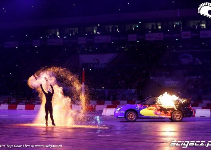 Pokazy Top Gear Live Warsaw  2