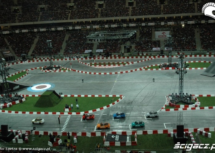 Wyscig Maluchow Verva Street Racing