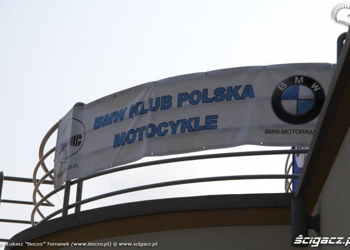 baner BMW