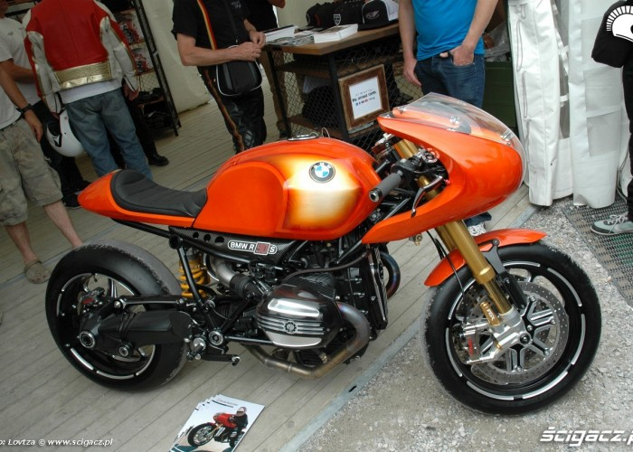 Customy BMW Motorrad Days Garmich Partenkirschen
