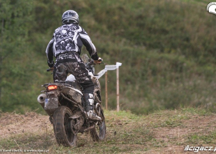 BMW GS Trophy 2014 postawa