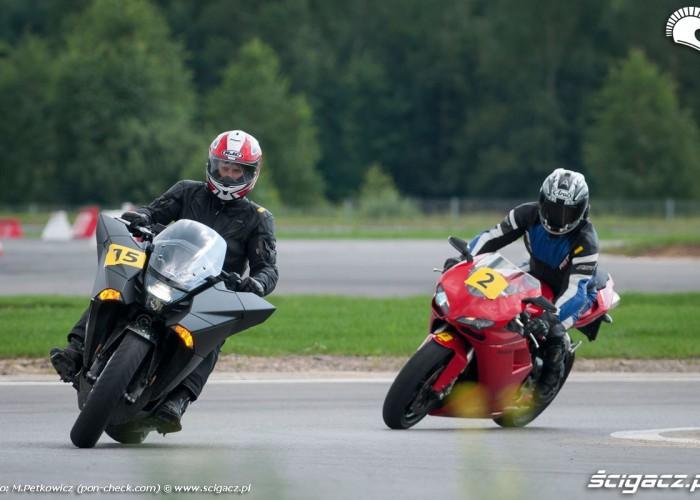Honda i Ducati CSS 2014
