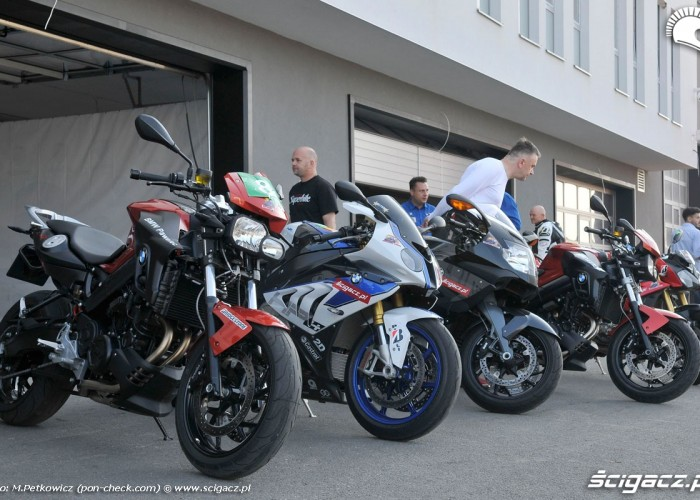 motocykle trenerow CSS 2014