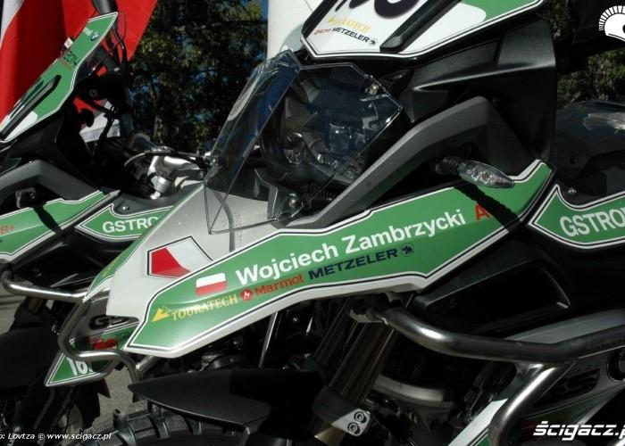 GS Trophy 2014 Kanada Wojciech Zambrzycki