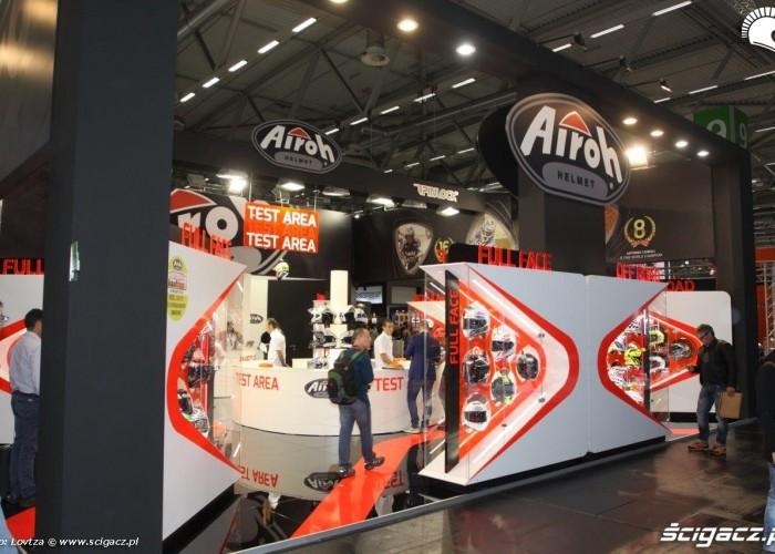 Airoh Intermot Kolonia 2014