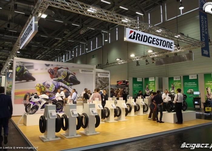 Bridgestone Intermot 2014