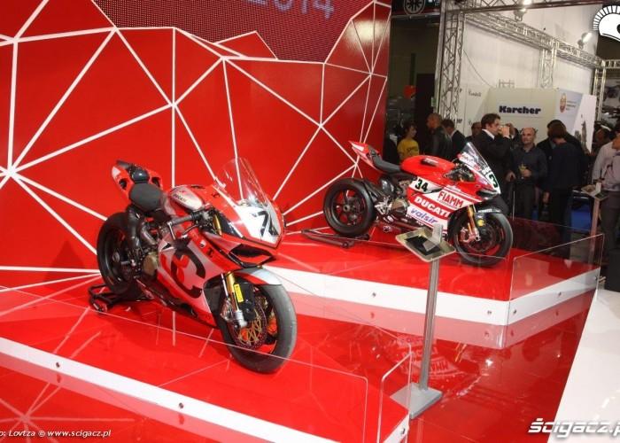Ducati na Intermot 2014