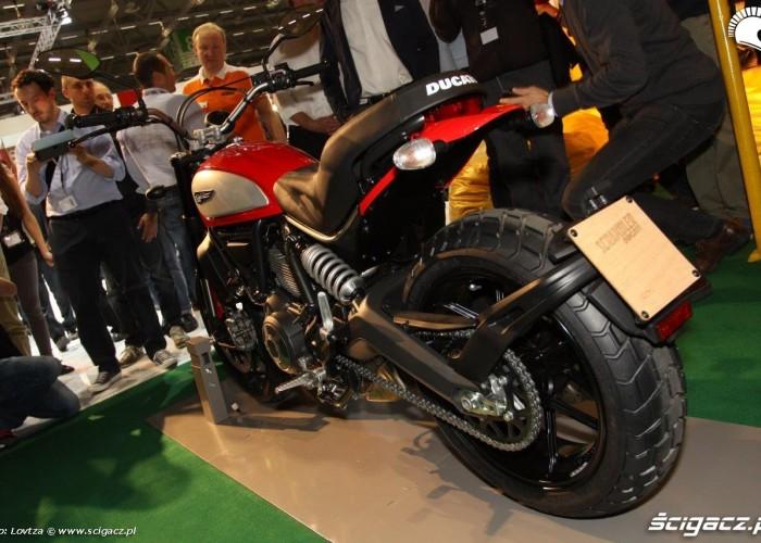 Intermot 2014 Ducati