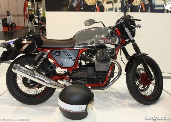 Intermot 2014 Moto Guzzi