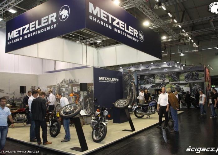 Intermot Kolonia 2014 Metzeler