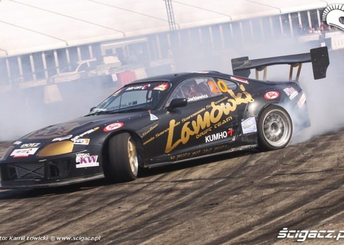Drift team Intercars Motor Show