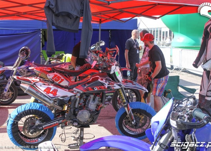 Enduro Intercars Motor Show