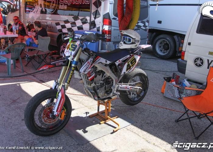 Enduto motocykl Intercars Motor Show