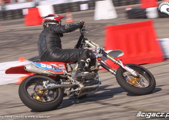Honda Supermoto Intercars Motor Show