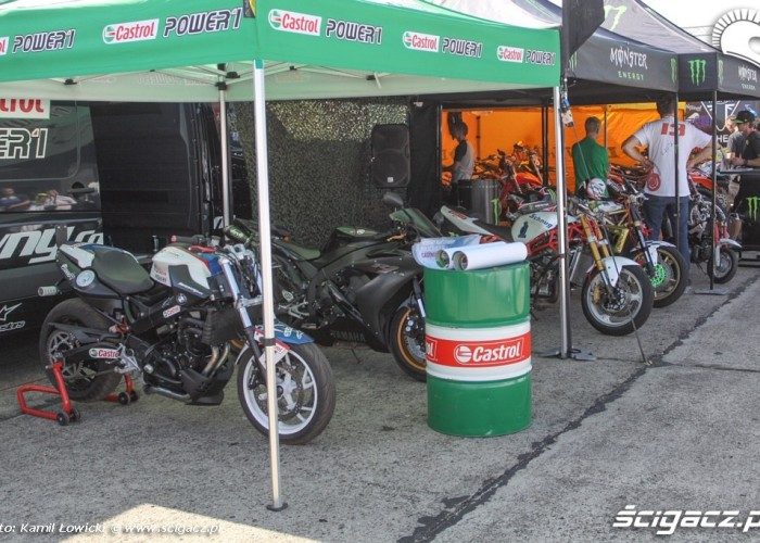Motocykle Intercars Motor Show