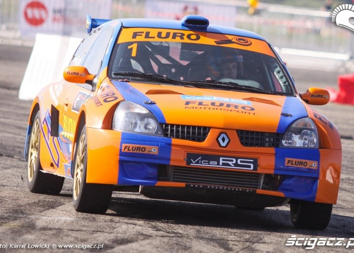 Rally Cross Renault Intercars Motor Show