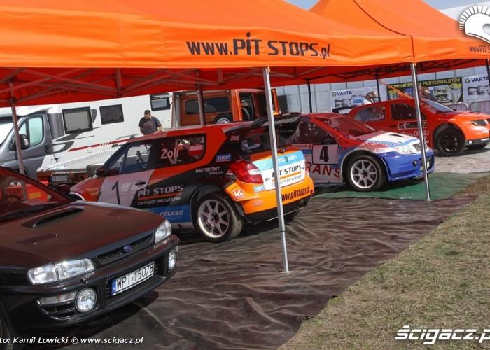 Samochody Intercars Motor Show