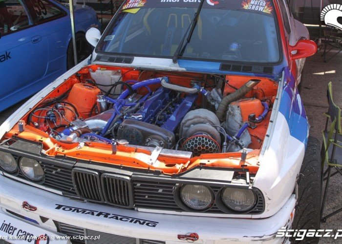 Silnik Intercars Motor Show