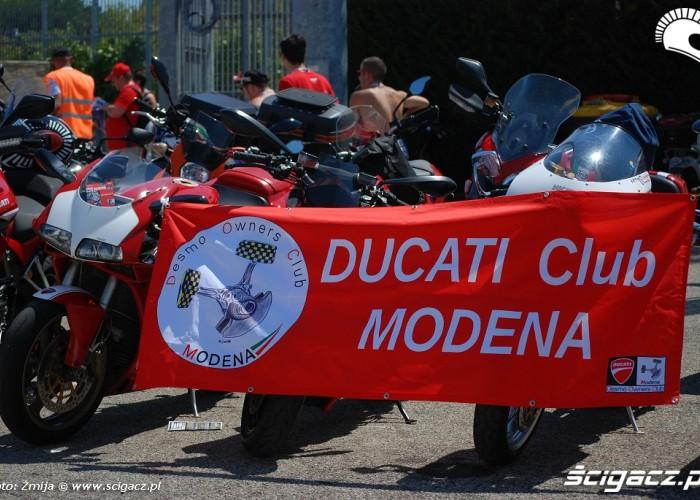 Ducati Club Modena