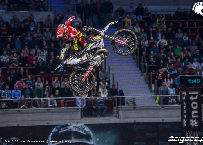 Maikel Melero Diverse Night Of The Jumps Ergo Arena 2015