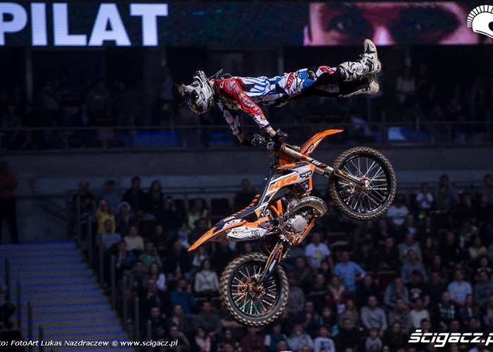 Petr Pilat dead body Diverse Night Of The Jumps Ergo Arena 2015