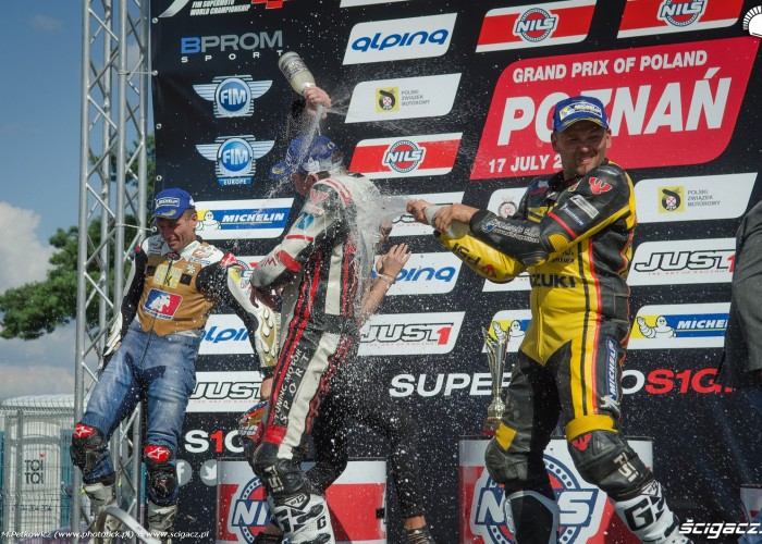 podium supermoto polska 2016