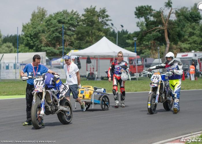 start supermoto poznan 2016