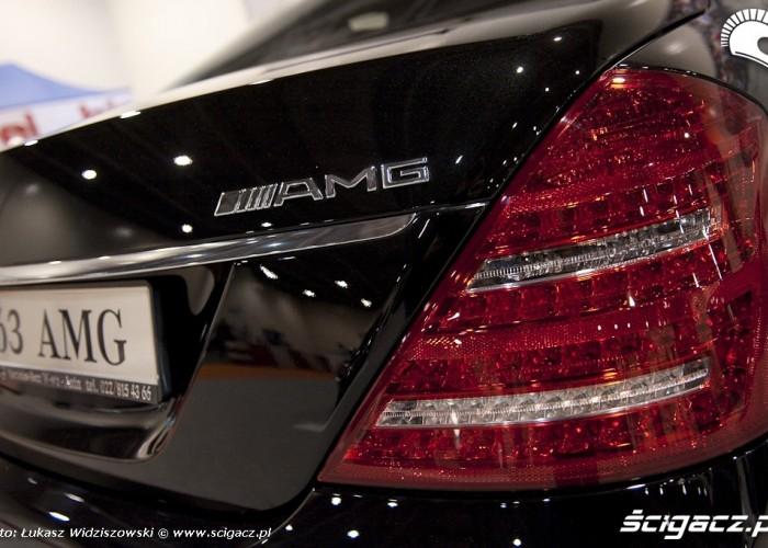 AMG Mercedes SL 63
