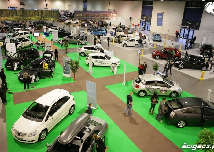 Ekonomic area Auto Show Poland Warszawa 2009